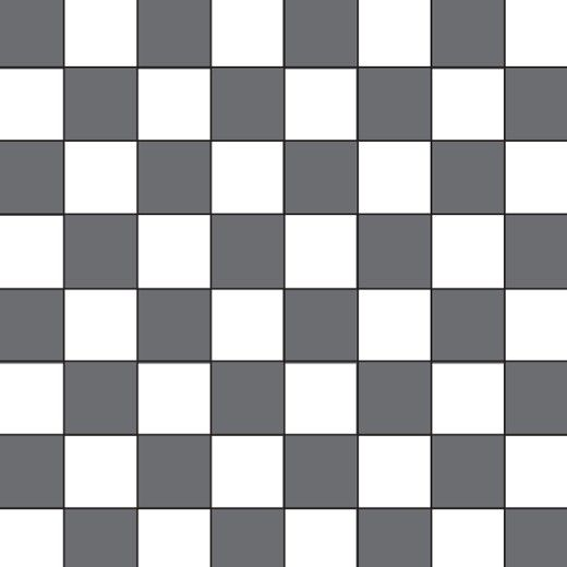 Checkers board. Free printable game
