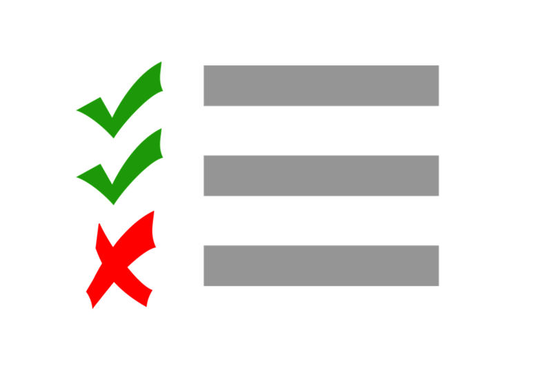 Checklist clipart logo. Download free png dlpng