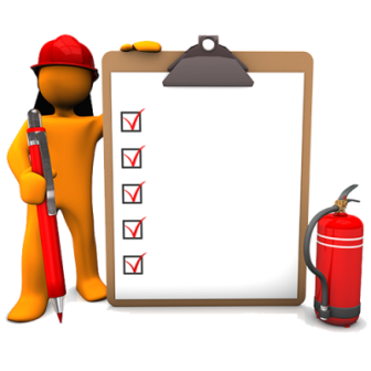 How workplace fire can. Checklist clipart safety checklist jpg free stock