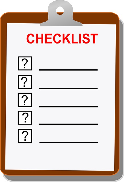 Tips category posts page. Checklist clipart safety checklist clip transparent download
