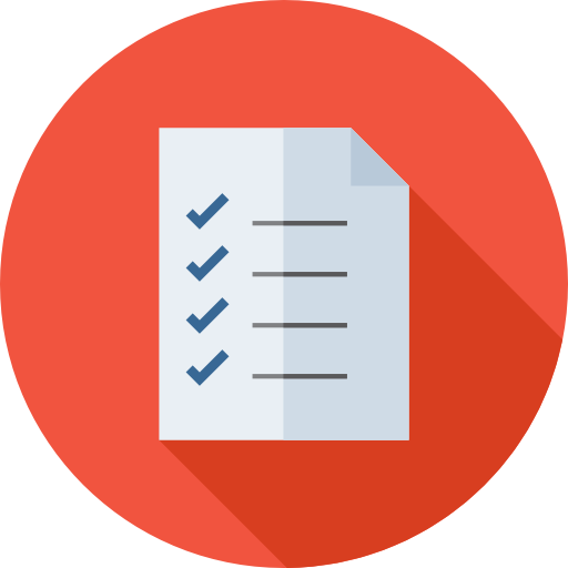 Checklist icon png. Check list free interface