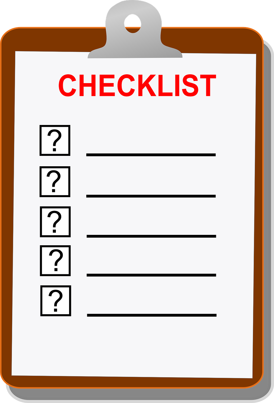 Checklist template png. Weekly my routine to