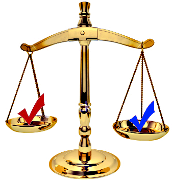 Checks and balances clipart legal system. Law order published by