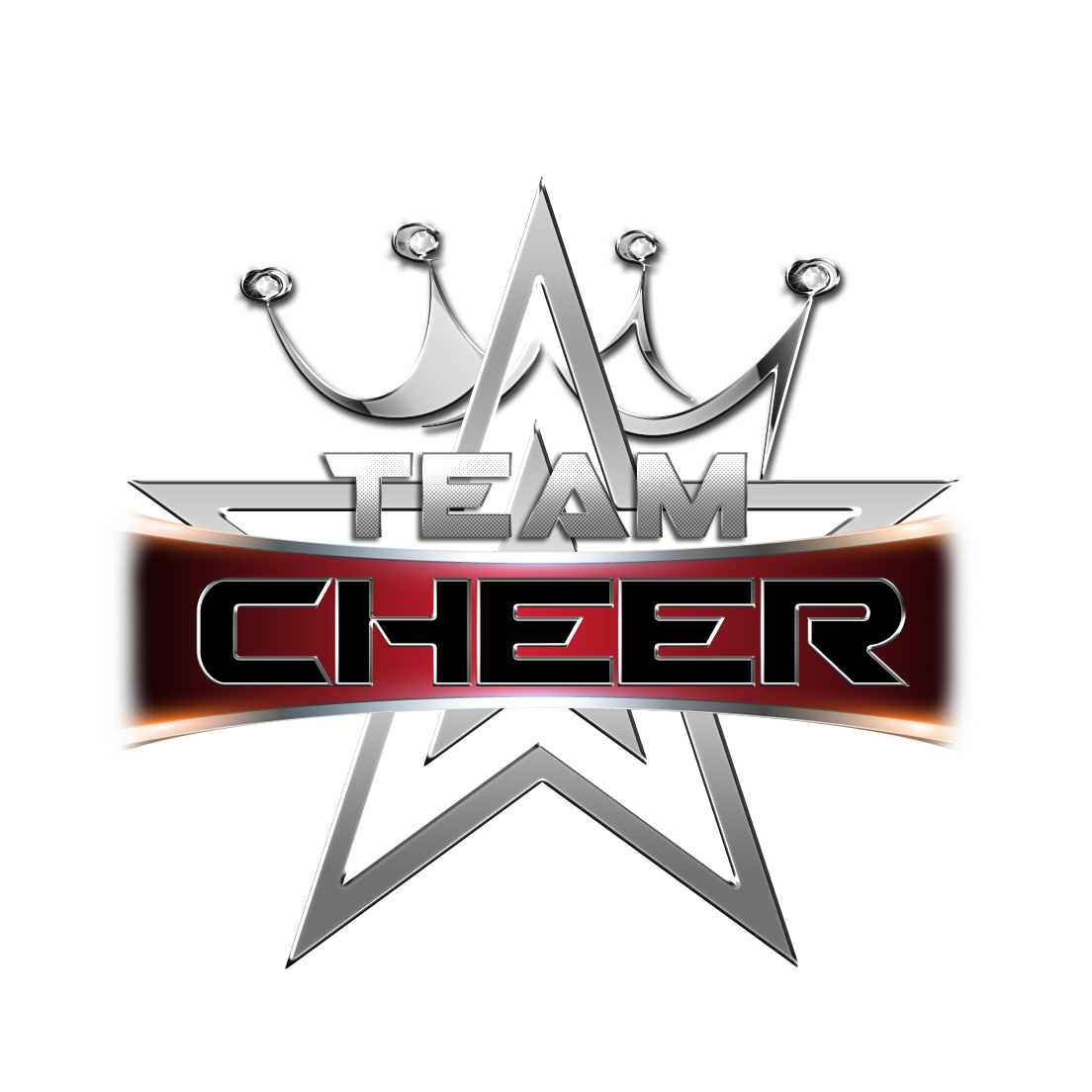 Cheer drawing split. The games all star