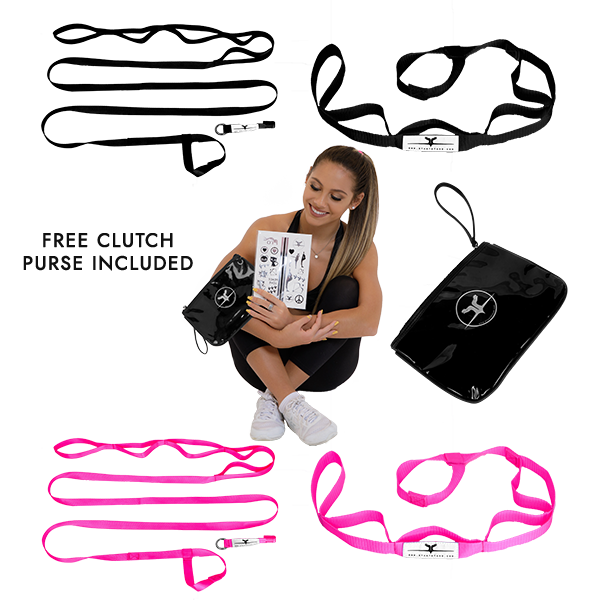 Cheer drawing stunt. Fit pack stand gift