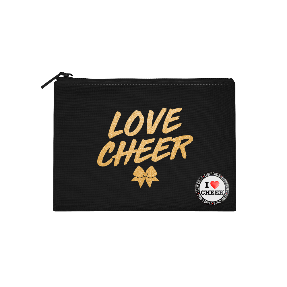 Cheer drawing pencil. Stationery i love black