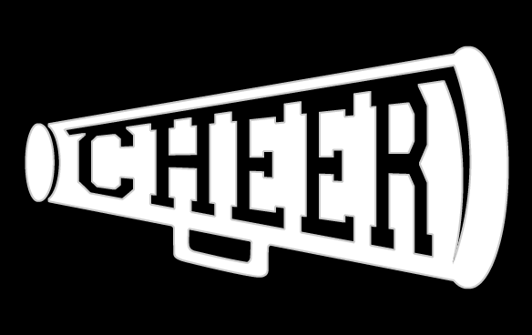 Cheer horn png.