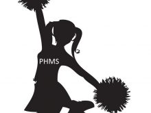 Cheerleader clipart energetic. Images illustration of an