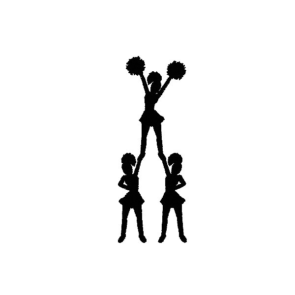 cheerleading clipart base