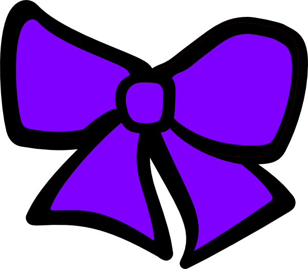 Cheers clipart purple gold. Hair bow clip art