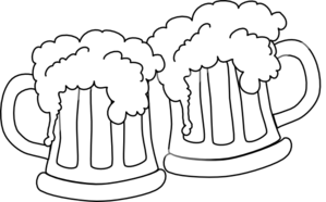 Cheers clipart. Clip art at clker