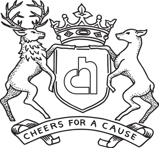 Cheers drawing. For a cause pubpass