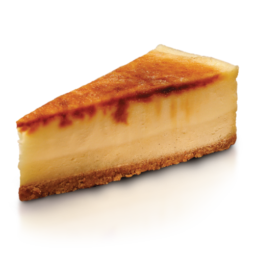 Cr me br l. Cheesecake png png stock