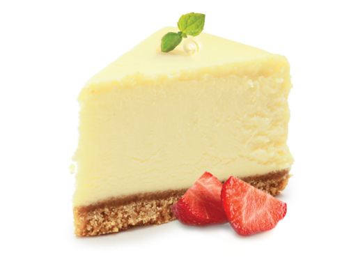 Cheesecake transparent white background. Download hd slice png