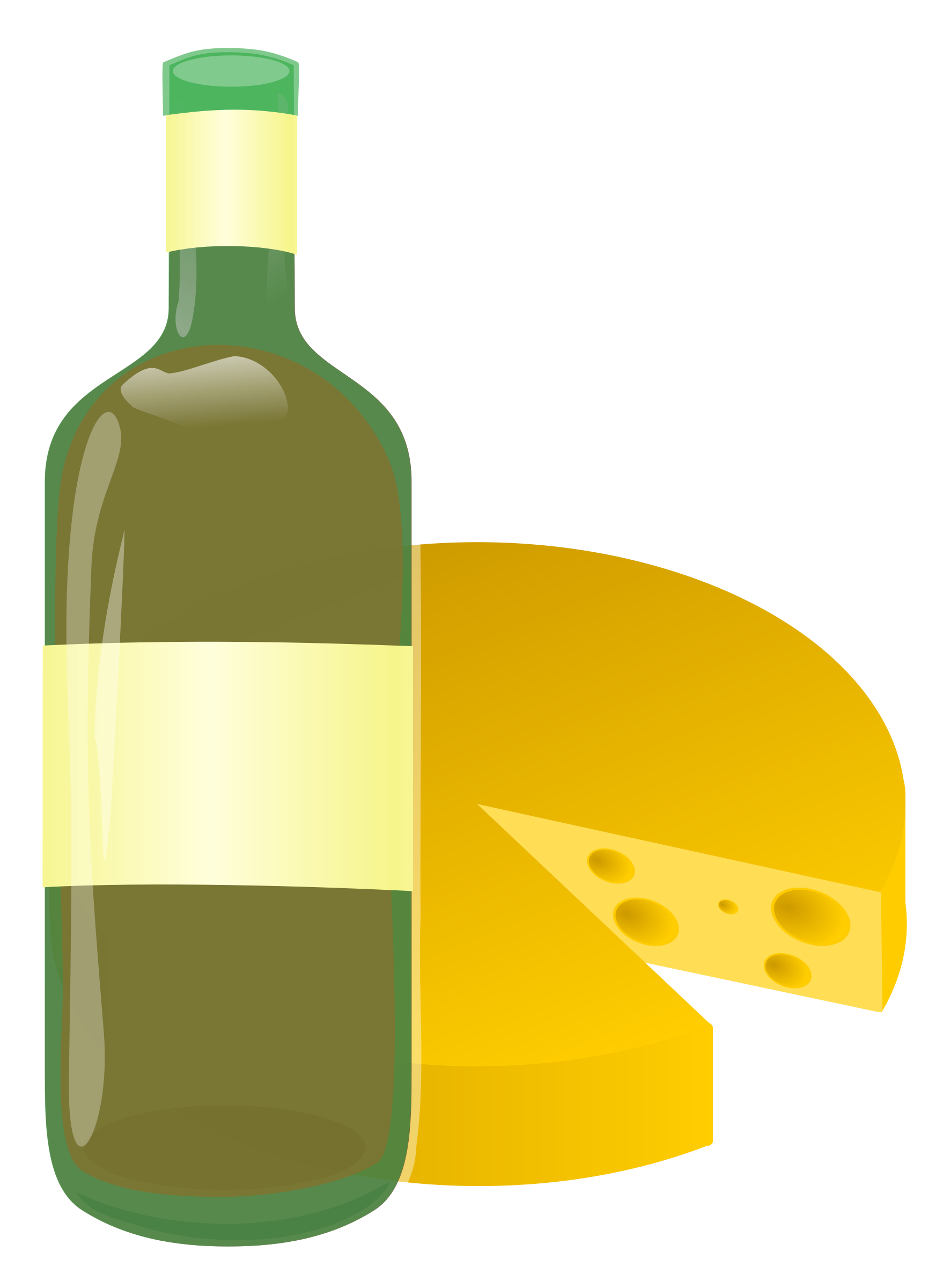 Wine clip nibble. Clipart and cheese big