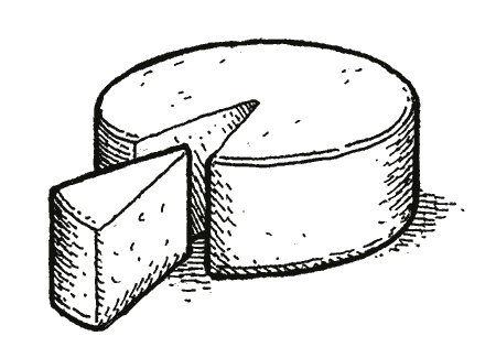 Cheese drawing png. Collection of high
