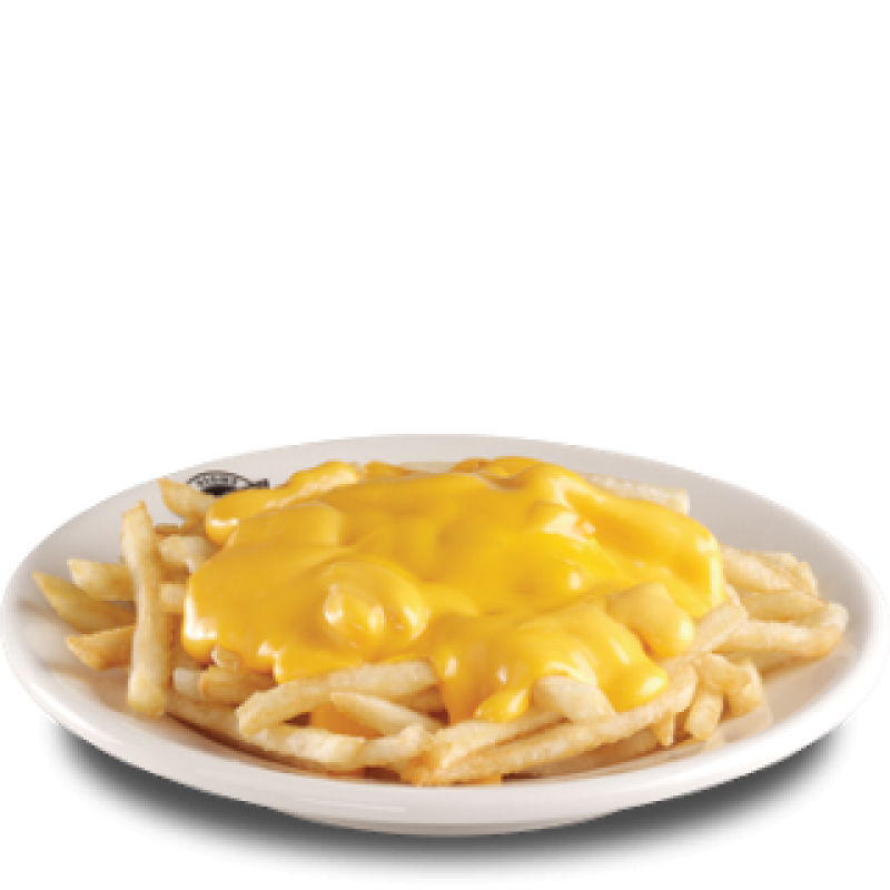 Cheese fries png.