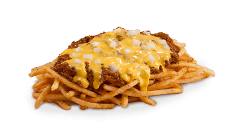 Cheese fries png. Chili freddy s frozen