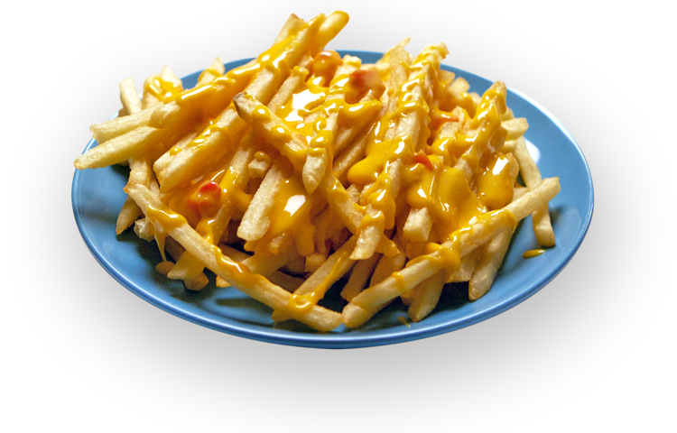 Cheese fries png. Sides taco villa
