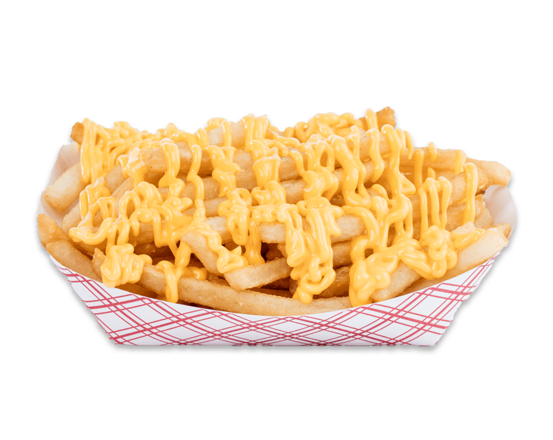 Cheese fries png. Truffle or hip hooray