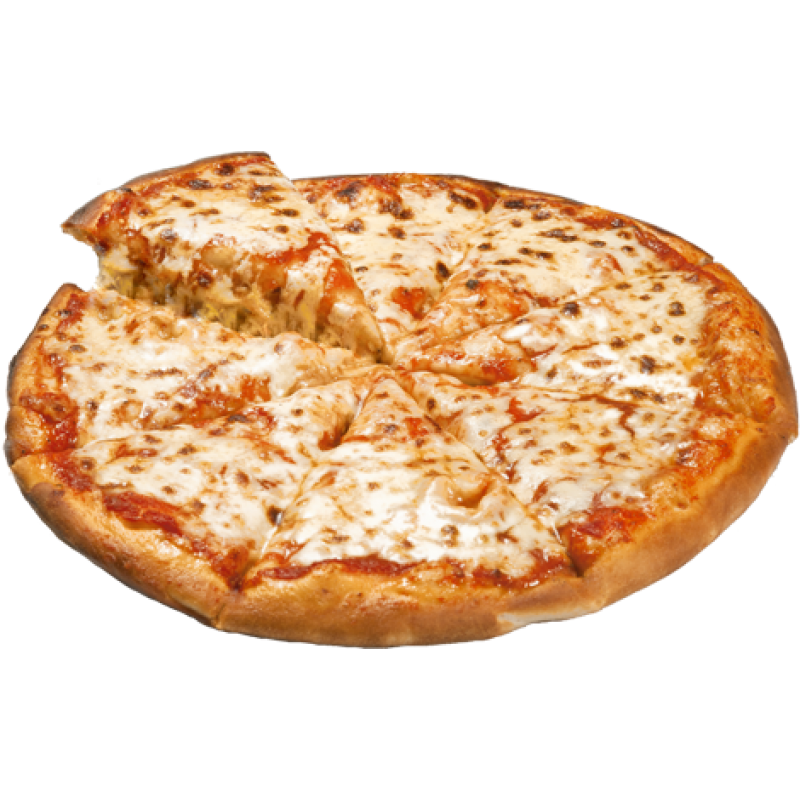 Cheese pizza png.