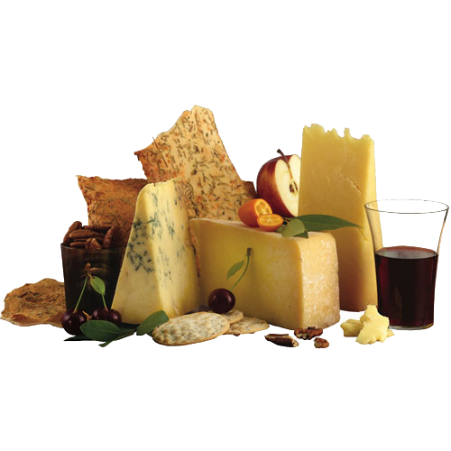 Cheese plate png