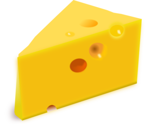 Cheese vector png. Clip art at clker