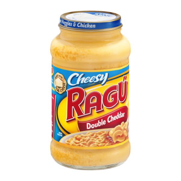 Cheese whiz png. Ragu cheesy double cheddar
