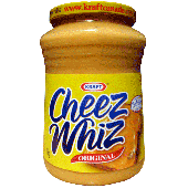 Cheese whiz png. Kraft cheez original g