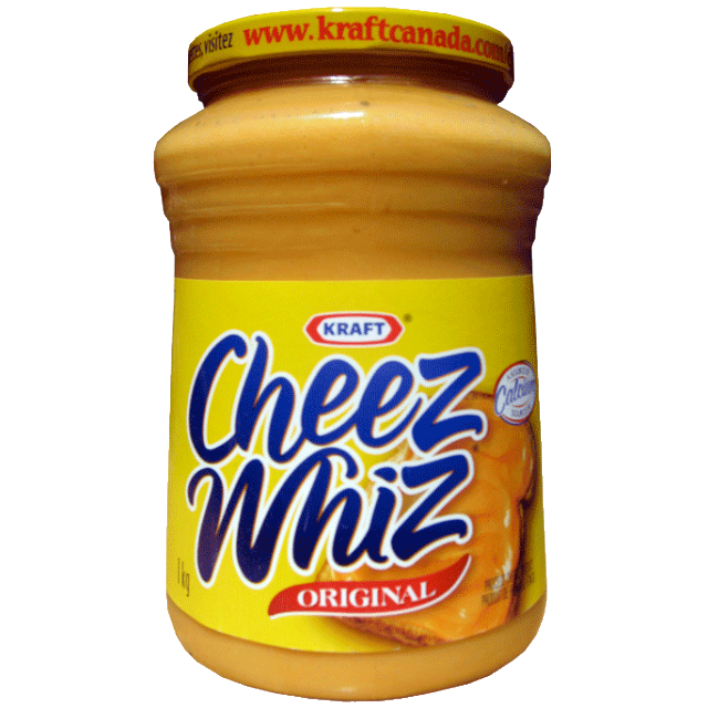 Cheese whiz png. Kraft cheez original kg