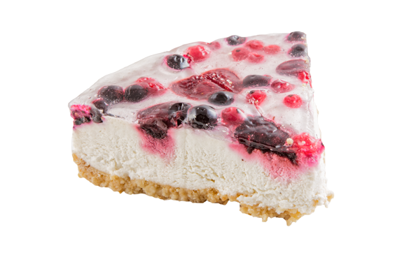 Cheesecake transparent berry. Wendy s quality is