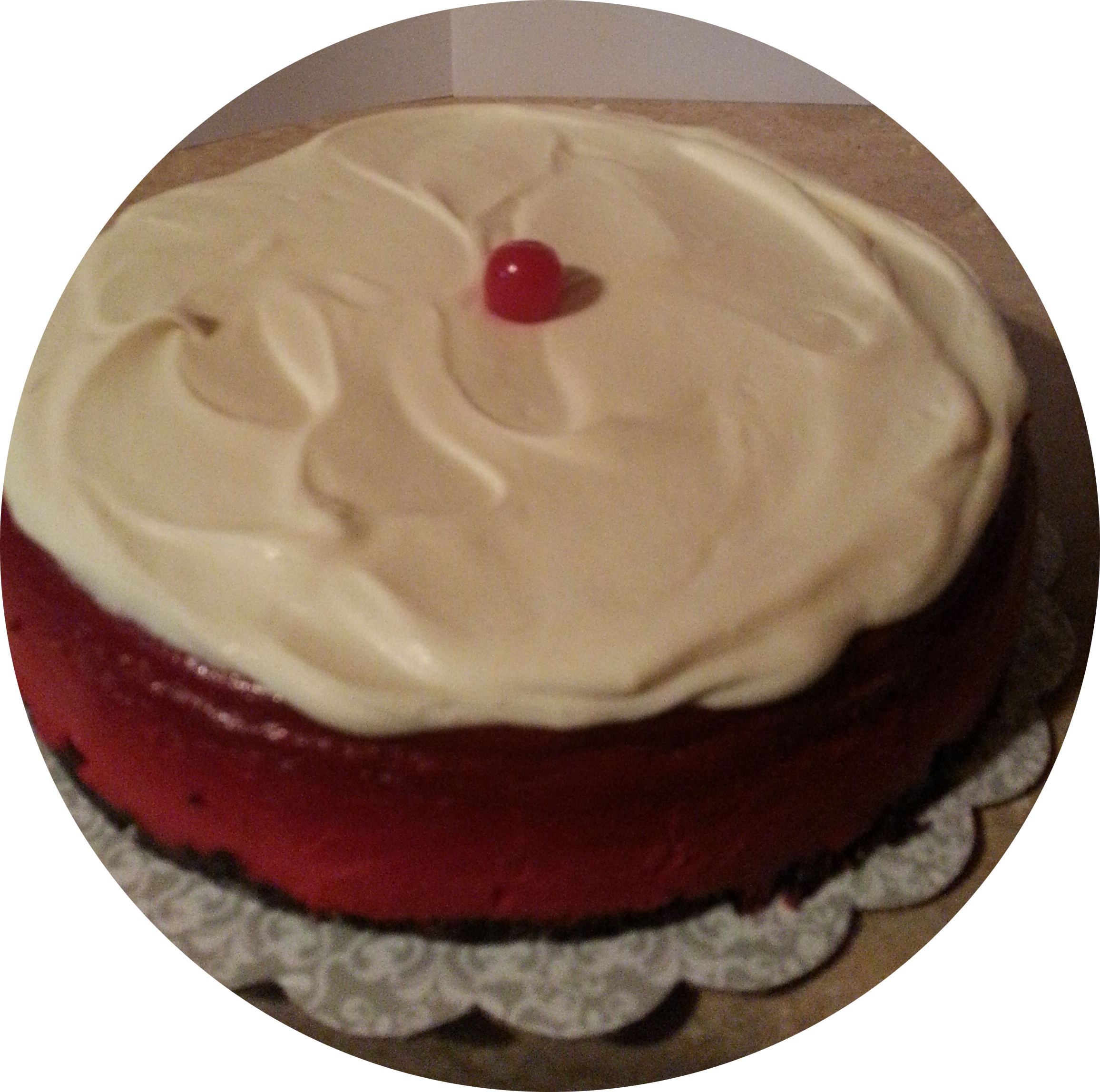 Cheesecake transparent red velvet cake. Cobblerworld llc pinterest