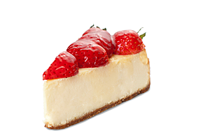 Villa dolce gelato. Cheesecake transparent strawberry graphic library stock