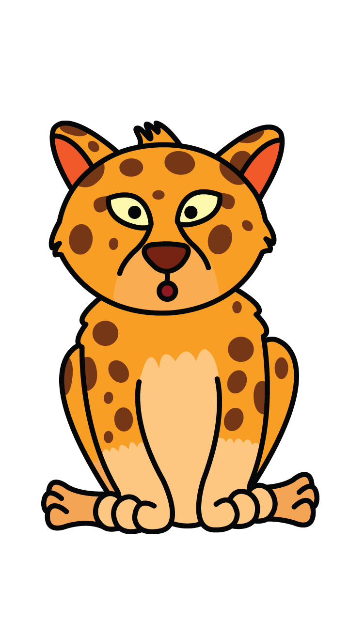 How to draw baby. Drawing cheetah easy jpg free download