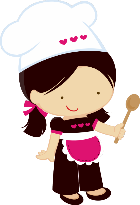 chef mujer png