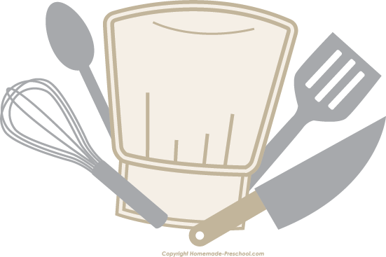 Chef clipart logo. Free click to save