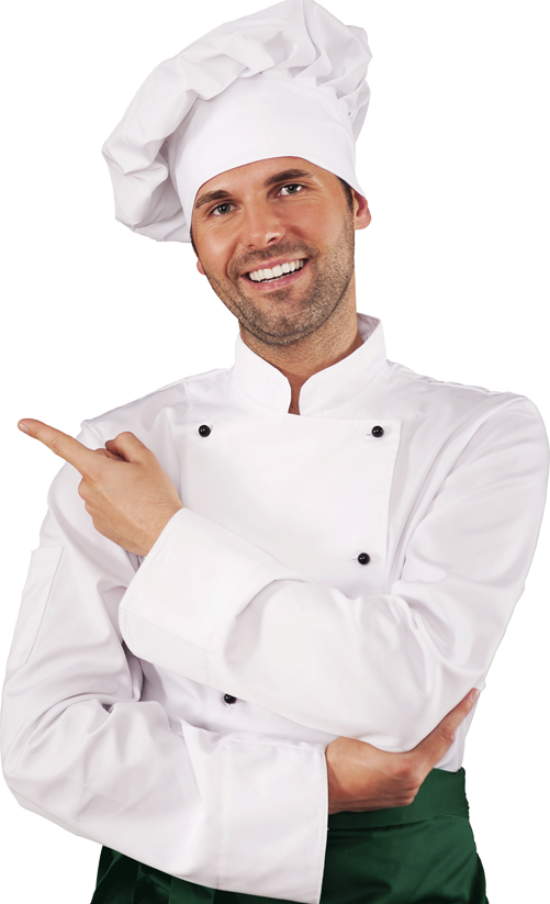 Chef cook png.
