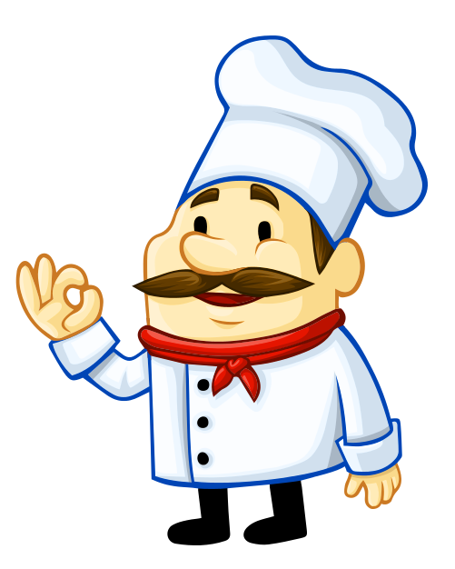 Chef cook png. Male image purepng free