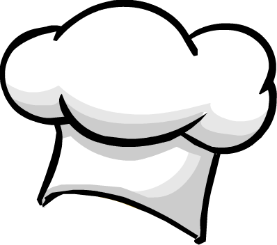 Chef hat art png. Clipart transparent stickpng