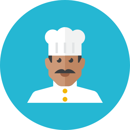 Chef icon png.