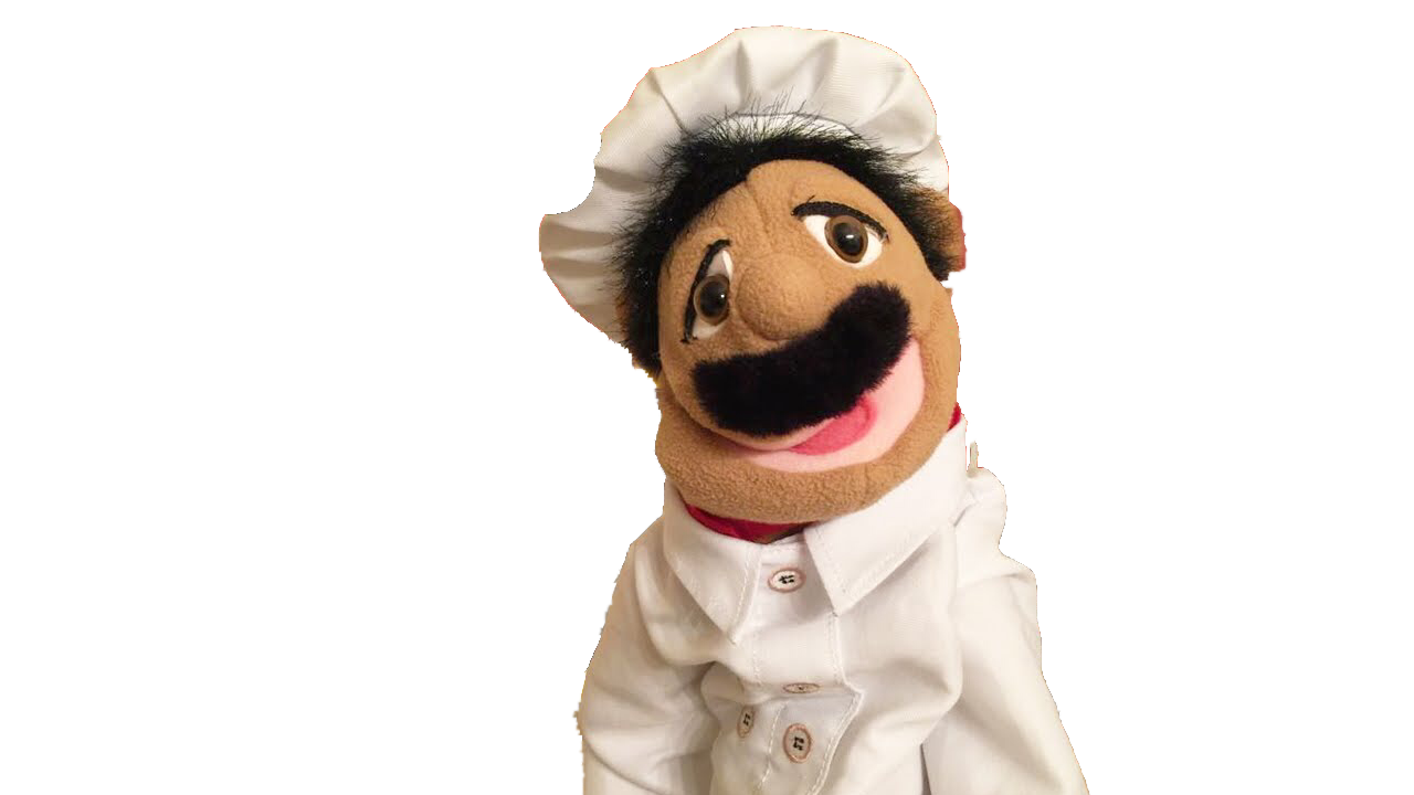Chef pee pee png. Image poo with suit