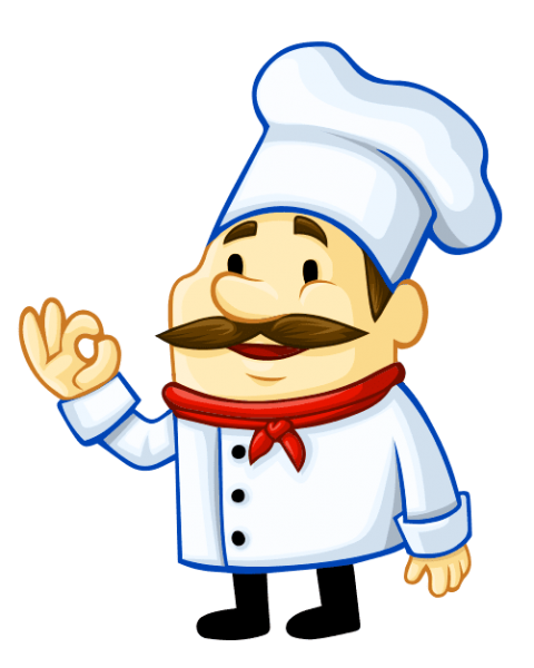 Chef png. Male free images toppng