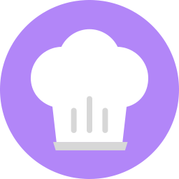 Chef icon png. Flat shop download free