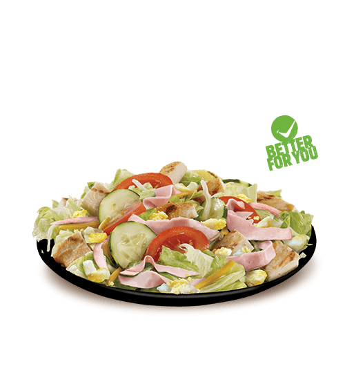 Chef salad png. Burger king a chefs
