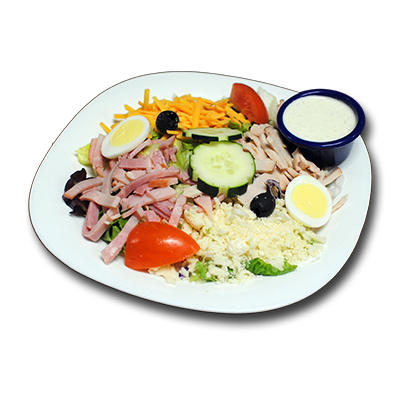 Chef salad png. Russo s cafe