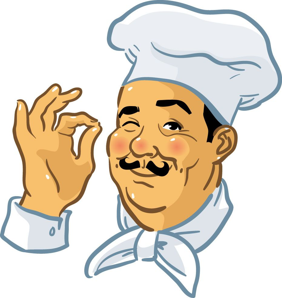 Chef graphics projects to. Cook clipart clipart freeuse download