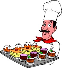 Chefs clipart. Free chef graphics of