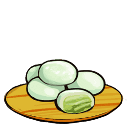 Chefs clipart ice cream. Matcha mochi chef wars