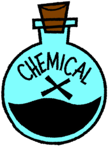 Chemicals clipart. Chemical x free images