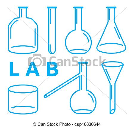 chemical clipart common laboratory apparatus